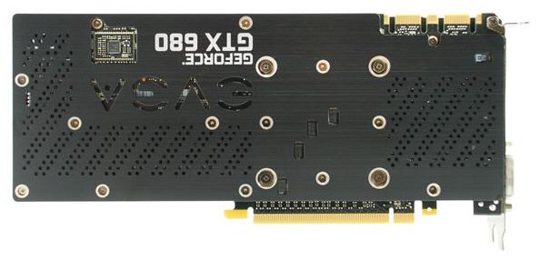 EVGA GeForce GTX 680 SC Signature+ 3 2