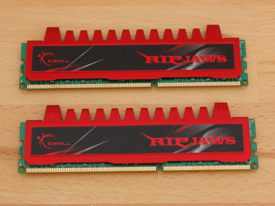G.Skill Ripjaws 4Gb 2x2048 1333Mhz CL7 DDR3 e1334163337109 0
