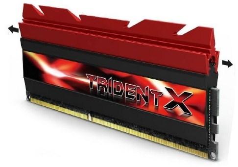 G.Skill presenta las memorias Trident X Series DDR3-2400 MHz