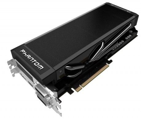 Gainward lanza oficialmente la GeForce GTX 680 Phantom 4 GB