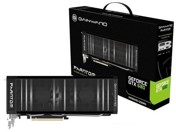 Gainward GeForce GTX 680 Phantom 4 GB 0