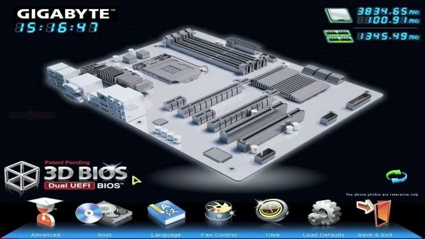 Gigabyte 3D UEFI BIOS facilita sistemas «Hackintosh»