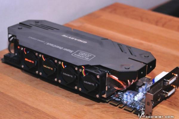 Gigabyte GTX 680 SuperOverClock 6 Gigabyte GeForce GTX 680 SuperOverclock WindForce 5X en nuevas imágenes