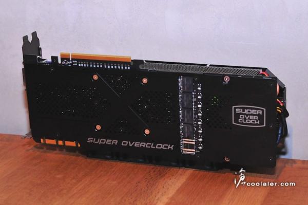 Gigabyte GTX 680 SuperOverClock 7 Gigabyte GeForce GTX 680 SuperOverclock WindForce 5X en nuevas imágenes