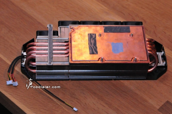 Gigabyte GTX 680 SuperOverClock 8 Gigabyte GeForce GTX 680 SuperOverclock WindForce 5X en nuevas imágenes