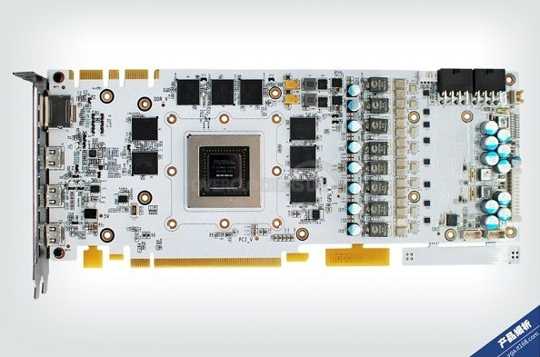 KFA2 GeForce GTX 680 Hall of Fame 2 1