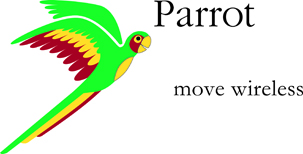 Logo Parrot 1er Aniversario: Concurso Parrot