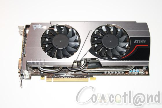 MSI GeForce GTX 680 Twin Frozr III 1 0