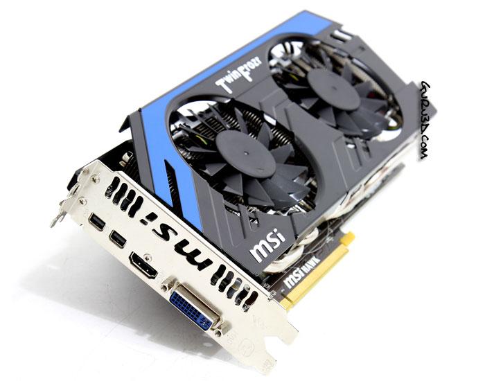 MSI Radeon HD 7870 HAWK en imágenes