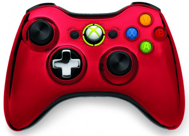 Mando Xbox 360 Chrome Series 3 620x447 1