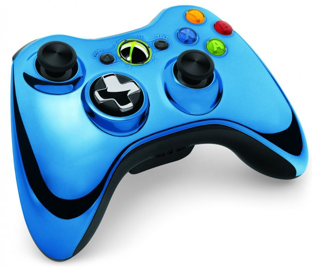 Mando Xbox 360 Chrome Series 4 620x529 3