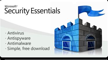 Microsoft Security Essentials 0
