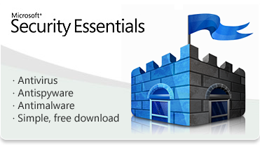 Microsoft Security Essentials 4.0 ya disponible
