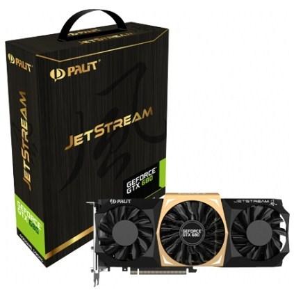 Palit GeForce GTX 680 JetStream Edition 4 GB 1 0