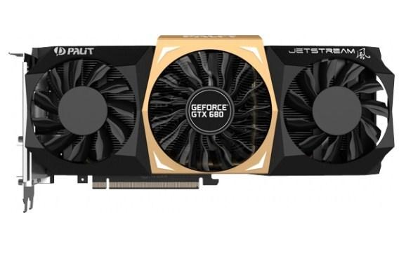 Palit GeForce GTX 680 JetStream Edition 4 GB 2 1