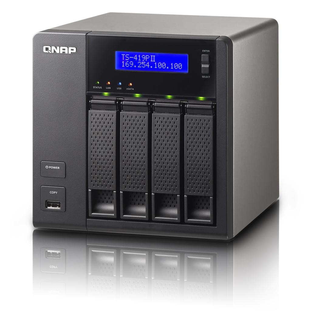 1er Aniversario: Ganador del concurso QNAP