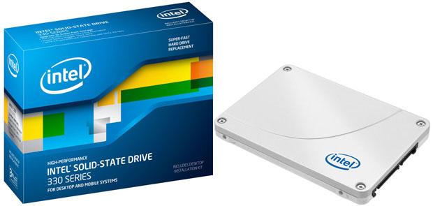 Intel lanza sus SSD 330 Series
