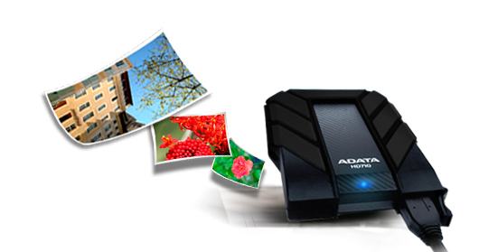 adata 4 led Adata pone a la venta sus discos duros externos ultra resistentes