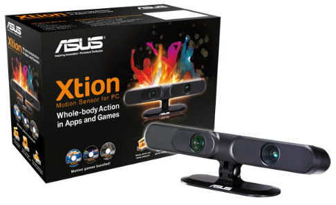 asus xtion 1 0