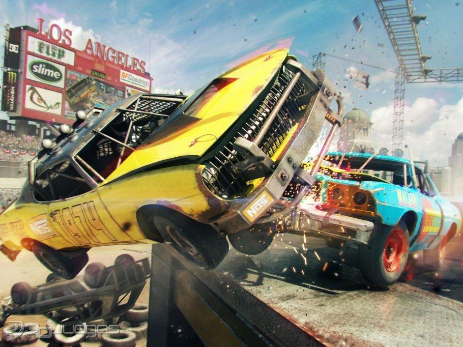 Codemasters se centrará en juegos de carreras