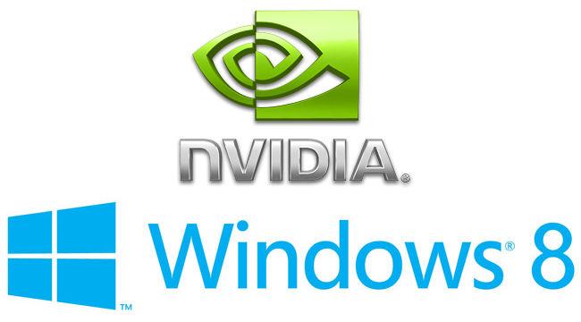 Nvidia dará soporte en Windows 8 a gráficas posteriores a 2004