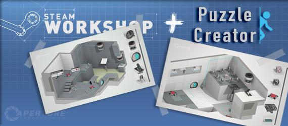 Valve lanzará un editor de mapas para Portal 2