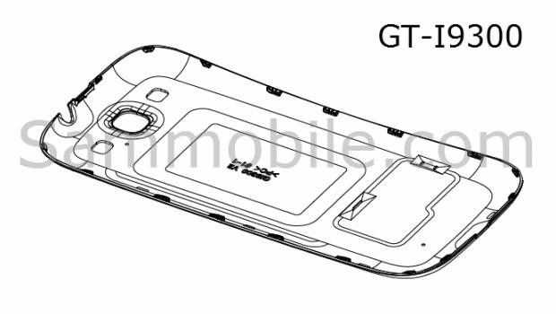 samsung galaxy 3 2 620x350 Filtrados el diseño y algunas características del Samsung Galaxy S III
