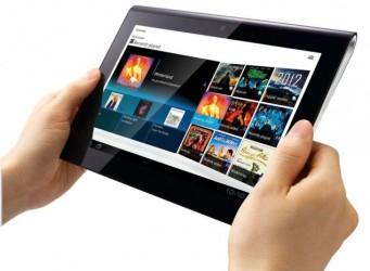 """El tablet Sony S se actualiza a """"Ice Cream Sandwich"""""""