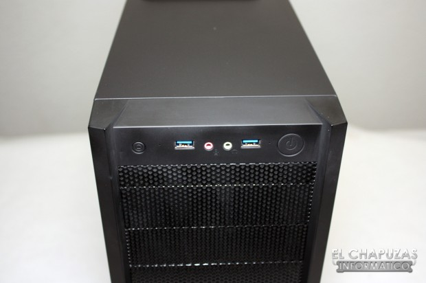 Antec One 8 620x412 Review: Antec One