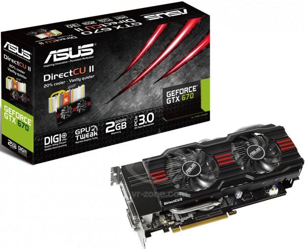 Asus GeForce GTX 670 DirectCU II 620x507 Asus GeForce GTX 670 DirectCU II/TOP filtrada