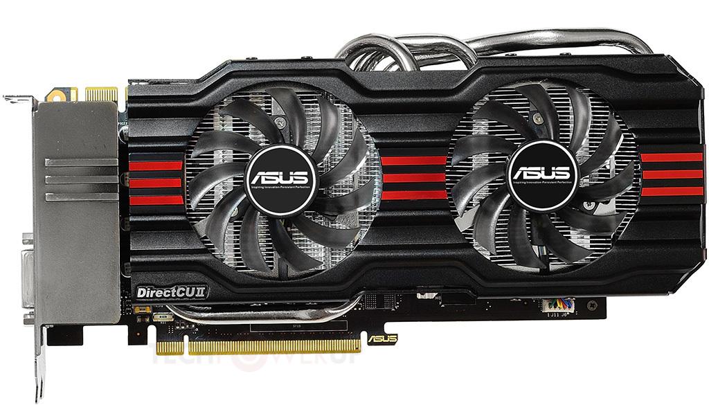 Asus lanza la GeForce GTX 670 DirectCu II/TOP