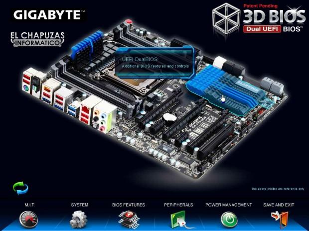 lchapuzasinformatico.com wp content uploads 2012 05 Bios Gigabyte X79 UD5 6 620x465 16