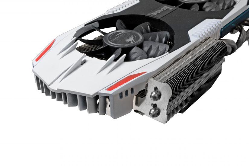 Colorful iGame GeForce GTX 670 en imágenes
