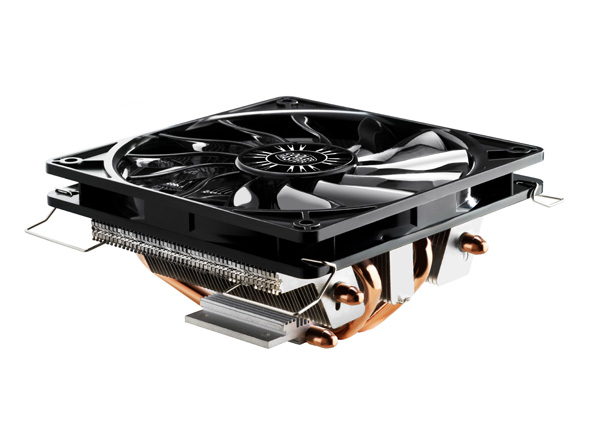 Cooler Master lanza el disipador CPU GeminII M4