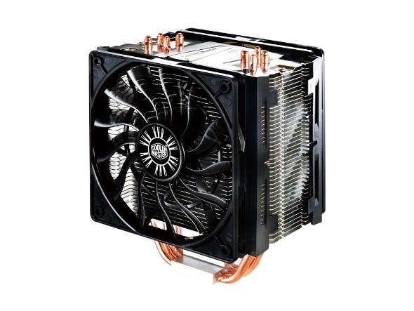 Cooler Master anuncia el disipador CPU Hyper 412 Slim