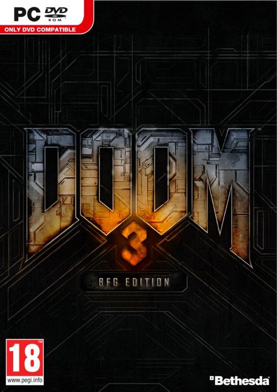 Doom 3 BFG Edition, importante remasterización a la vista