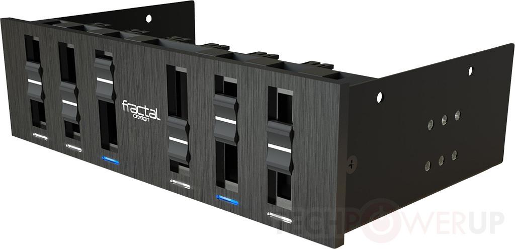 Fractal Design lanza el rehobus Adjust 108