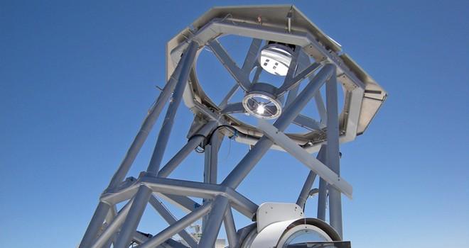 Tenerife ya cuenta con el telescopio solar más grande de Europa