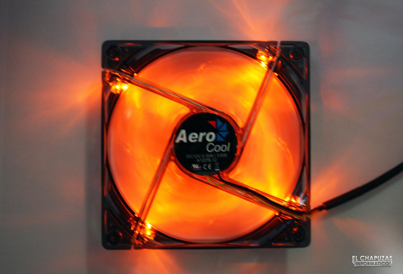 Review: Ventiladores Aerocool Shark Evil