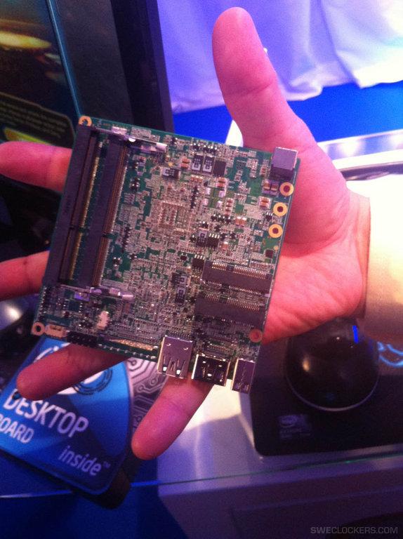 Intel NUC 1 1