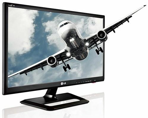 LG lanza los monitores con sintonizadora de TV DM2752 y M2752