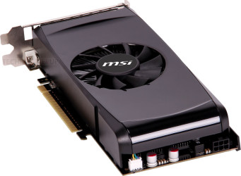 MSI lanza la GeForce GTX 550 Ti
