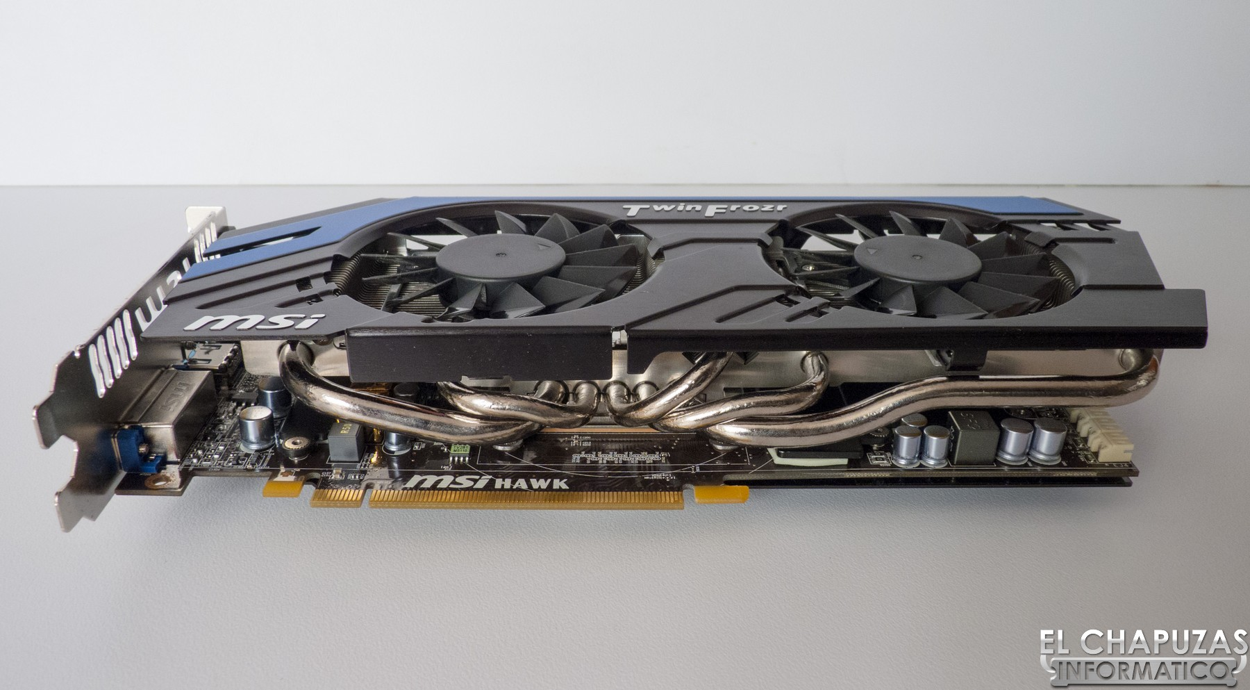 Review: MSI R7870 HAWK