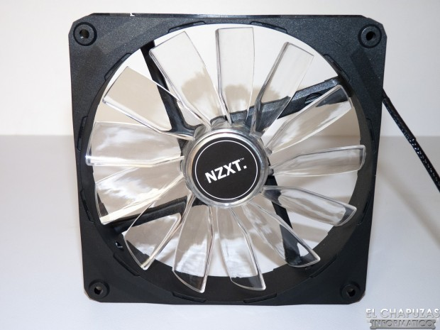 NZXT FZ LED 05 620x465 Review: Ventiladores NZXT FZ LED