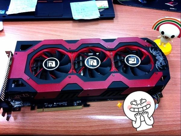 PowerColor Radeon HD 7970 X2 Devil13 en imágenes
