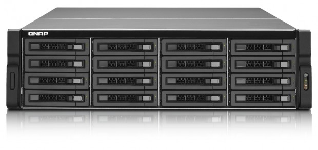 QNAP NAS TS EC1679U RP front 620x293 QNAP lanza dos nuevos modelos de TurboNAS