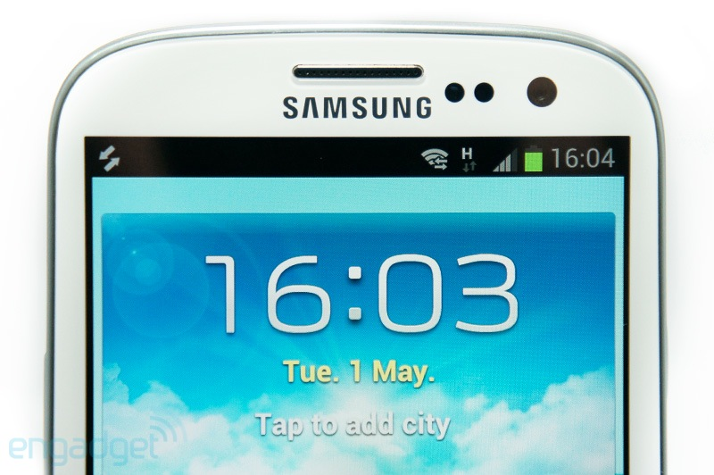 Samsung Galaxy S III (3)