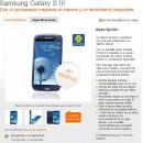 Orange se hace con el Samsung Galaxy S III