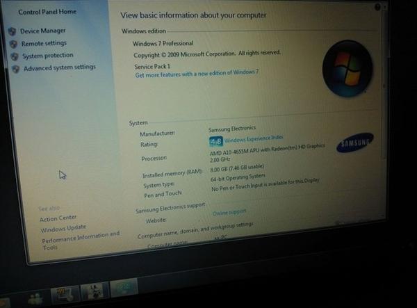 Samsung NP530 3 El Ultrathin Samsung NP530 se deja ver en imágenes