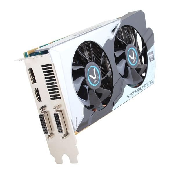 Sapphire presenta la Radeon HD 7770 Vapor-X OC